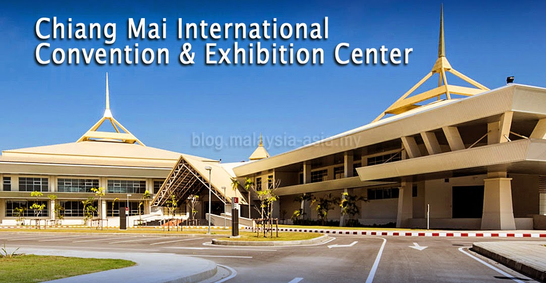 International Convention Exhibition Center Chiang Mai
