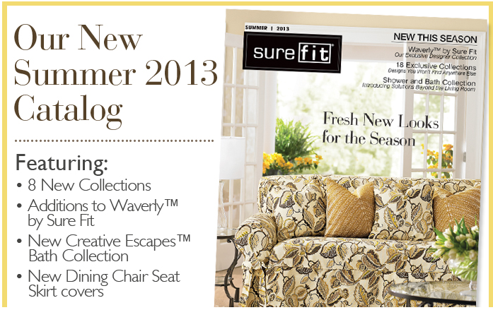 How to use a Sure Fit coupon Find slipcovers at Sure Fit to cover your furniture and get an instant viraltips.ml may need an immediate makeover for a room or need a new look, but don't want to replace your current viraltips.ml an online coupon code that will .