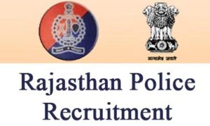 Rajasthan Police Constable Bharti CT Driver & Other