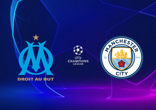 Olympique Marseille vs Manchester City -Highlights 27 October 2020