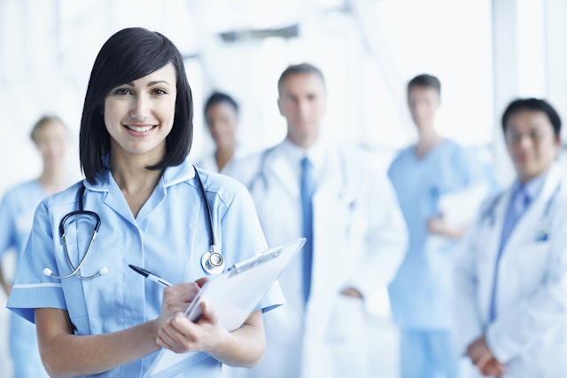How to be a health care professional