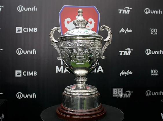 Tarikh Mula TM Piala Malaysia 2021