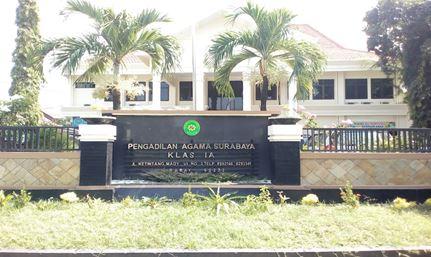 Alamat dan Nomor Telepon Pengadilan Agama Se-Provinsi Jatim