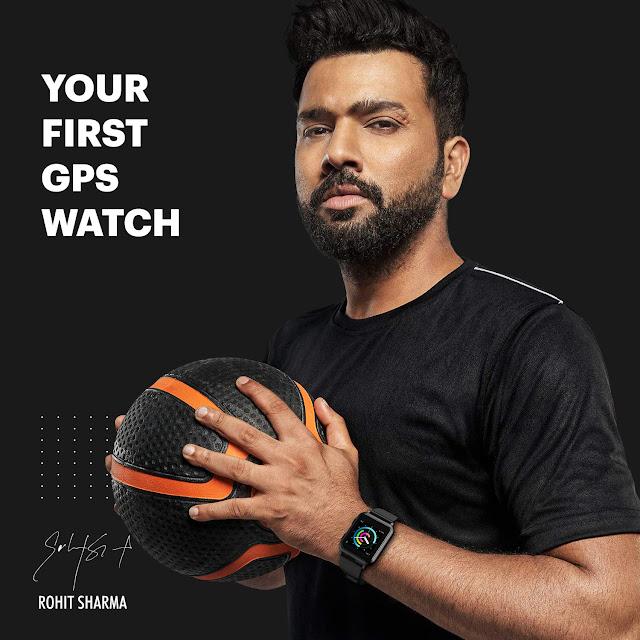 Noise colorfit NAV Smart Watch