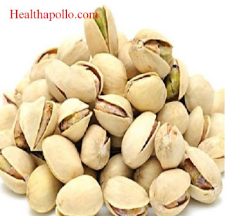 Pista nuts to control High BP