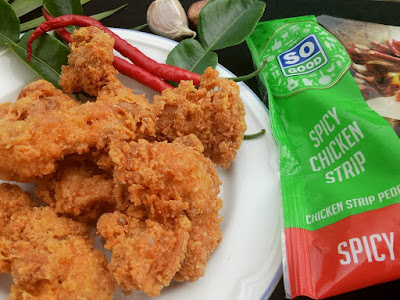So Good Spicy Chicken Strip