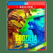 Godzilla II: El rey de los monstruos (2019) 3D SBS 1080p Audio Dual Latino-Ingles