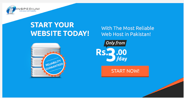 Cheap Web Hosting in Pakistan in 2019
