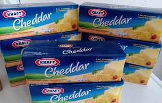 Berikut Daftar Harga Keju Cheddar Kiloan Terbaru