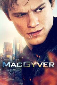 MacGyver 5ª Temporada Torrent - WEB-DL 720p/1080p Legendado