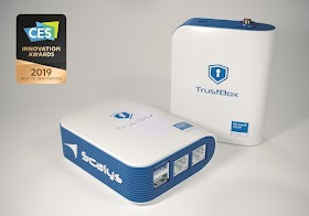 Scalys TrustBox Offers Military Grade Secure Communication Solution