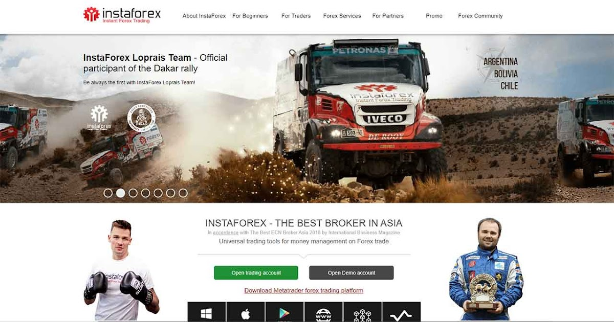 Bonus Broker InstaForex Indonesia Dan Cara Mendapatkannya - Artikel Forex