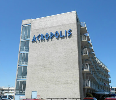 The Acropolis Oceanfront Resort in Wildwood New Jersey
