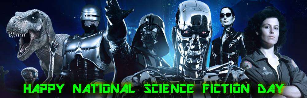 National Science Fiction Day Wishes Photos