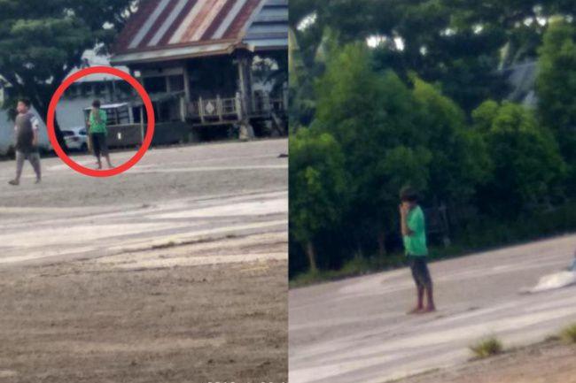 Tak Dimaksimalkan, Alun-alun Kota Watampone Jadi Tempat Favorit Isap Lem