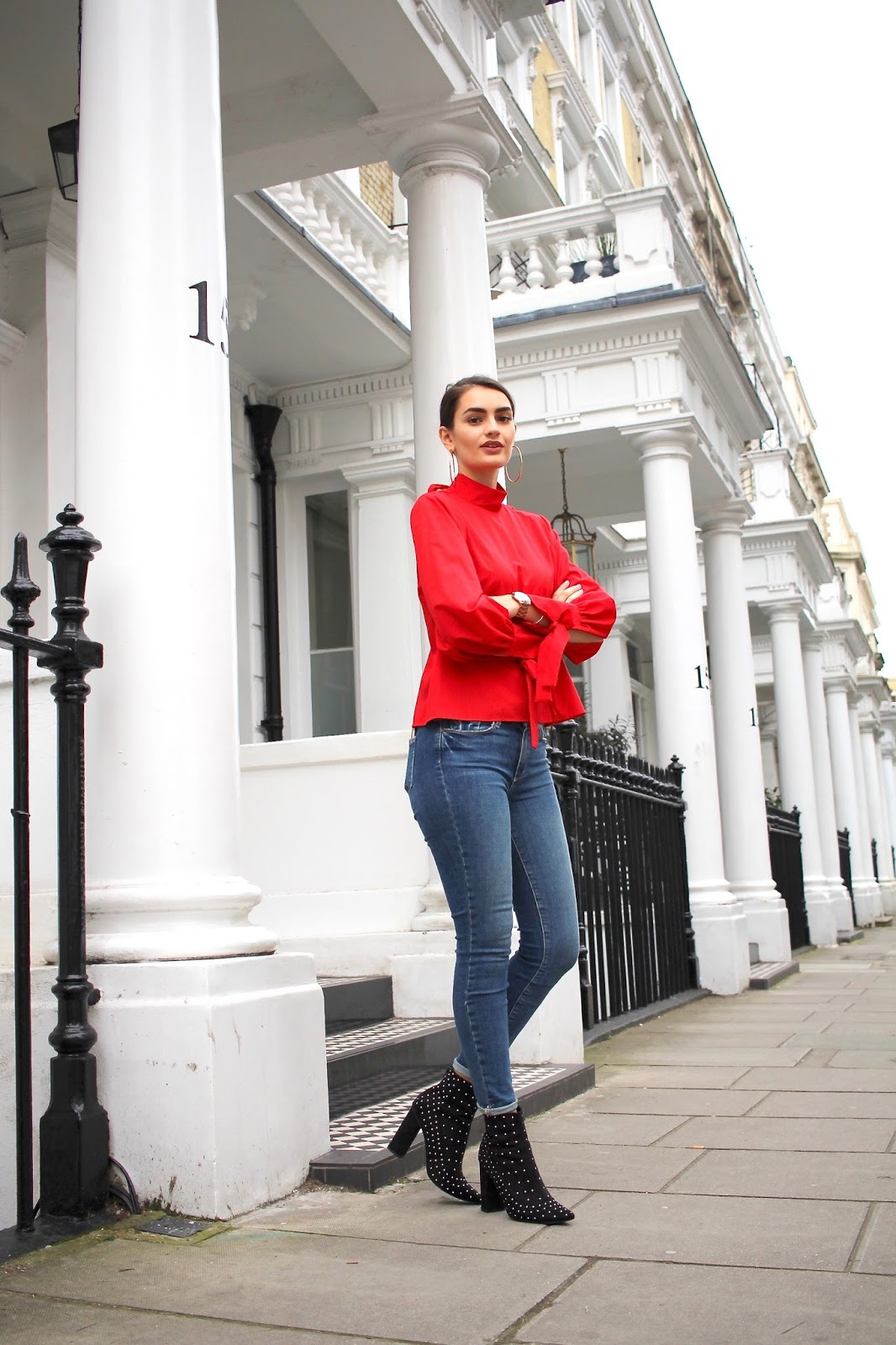 spring style blogger peexo fashion