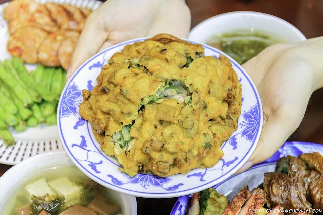 MG 1240 - 丁記炸粿蚵嗲,古早味炸粿種類超豐富,內用還有豬血湯可以無限喝到飽!