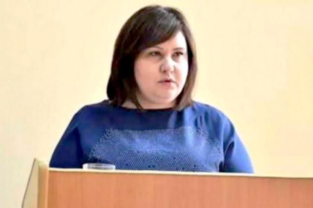 Ирина Долозина – жена нынешнего мэра города Словянск, и глава областной налоговой службы
