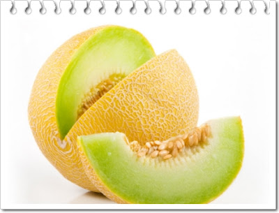 Manfaat buah melon bagi kesehatan tubuh