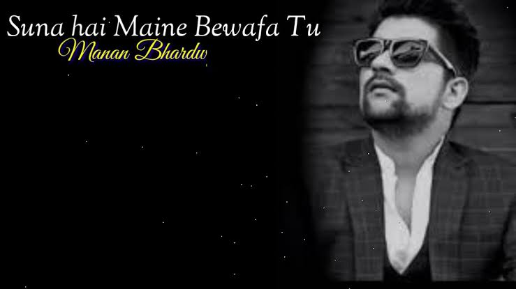 Suna Hai Maine Bewafa Tu Lyrics Lyrics Of Trending Songs