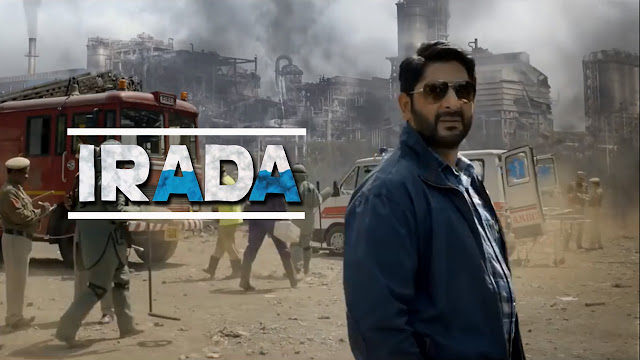 Arshad Warsi HD Wallpaper From Irada Movie
