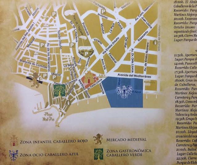 feria-medieval-benidorm-planes-con-niños-costa-blanca