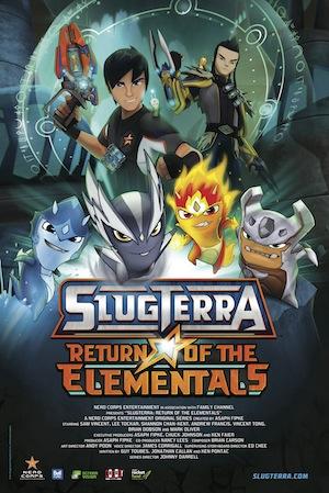 Slugterra: Return of the Elementals Review