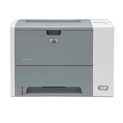 HP LaserJet P3005d Printer Driver Download