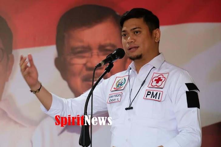 Ketua Umum PMI Sulsel Adnan, Resmikan Aula IYL di Markas PMI Provinsi Sulsel