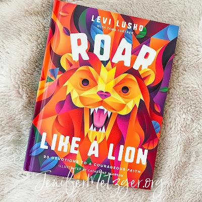 Roar Like a Lion #RoarLikeALionMIN #roarlikealion #tommynelsonbooks