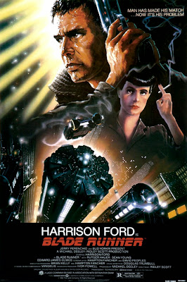 Poster original Blade Runner 1982