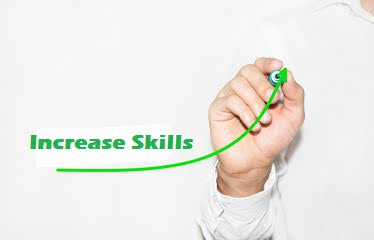 Increase writing and reading skills