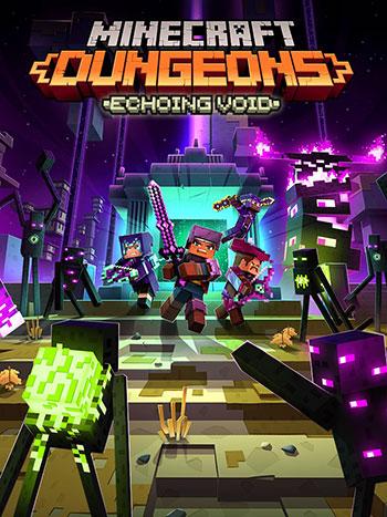 تحميل لعبة ماين كرافت Minecraft Dungeons Echoing Void