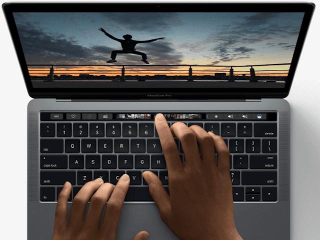 الكشف عن جهاز ماك بوك برو 'MacBook Pro'  من شركة ٱبل 'Apple'