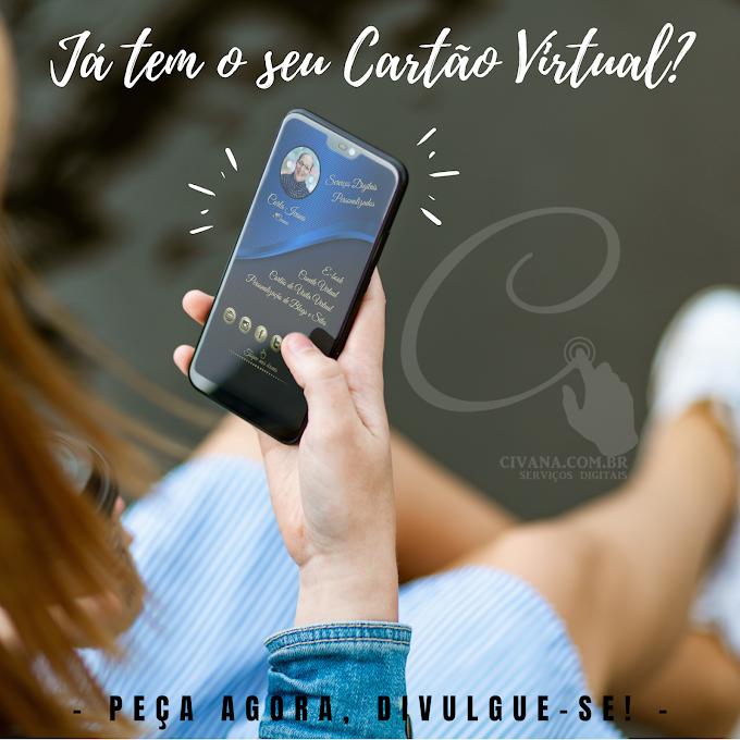 Cartão Virtual by Civana Serviços Digitais