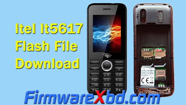 Itel It5617 flash file Download 6531E Download Without Password