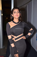 Pranitha Subhash in a skin tight backless brown gown at 64th Jio Filmfare Awards South ~  Exclusive 071.JPG