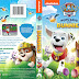 Nickelodeon Paw Patrol: Pups Save the Bunnies DVD Cover