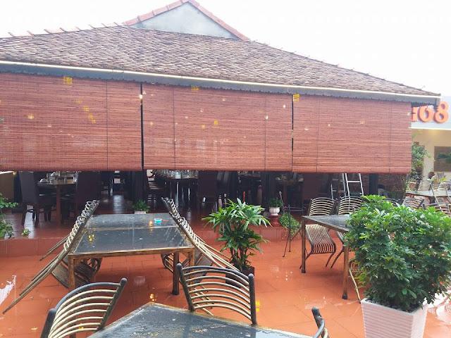 màn sáo che mưa nhà hàng quận tân bình
