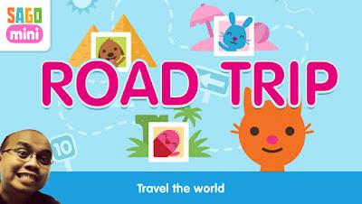 ROAD TRIP เกมสำหรับเด็กๆ ที่ไม่มีเงื่อนไขทำให้เล่นได้นานๆ