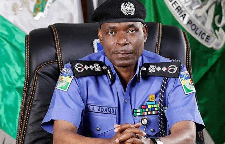 JUST IN!!  Nigeria Police Force announces formation of Special Weapons and Tactics, SWAT to replace SARS