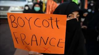 Yuk boikot penghina Nabi shallallahu 'alaihi wa sallam.