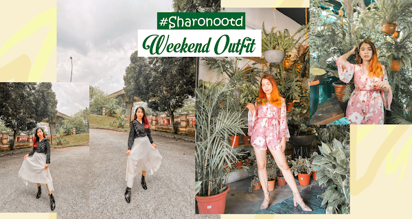 Monthly Weekend Outfit #SharonOOTD
