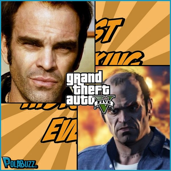 TOP 5 GTA V Characters in Real Life - The Most Identics