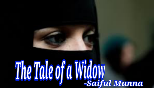 THE TALE OF A WIDOW (Part 1)