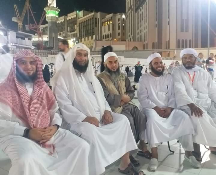 Innalillahi, Syaikh Hasan Ali Al-Halabiy Wafat, Setelah Dirawat Karena Covid-19