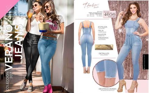 Catalogo Price Shoes Jeans Verano 2017 para Mujer
