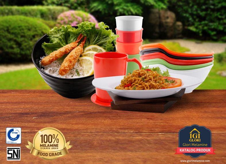 Glorimelamine.com Produsen Peralatan Makan Terbaik di Indonesia