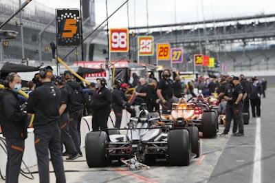Fórmula Indy/ Crédito da foto: Chris Owens