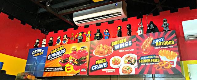 Brick Burger Hampton Gardens Arcade